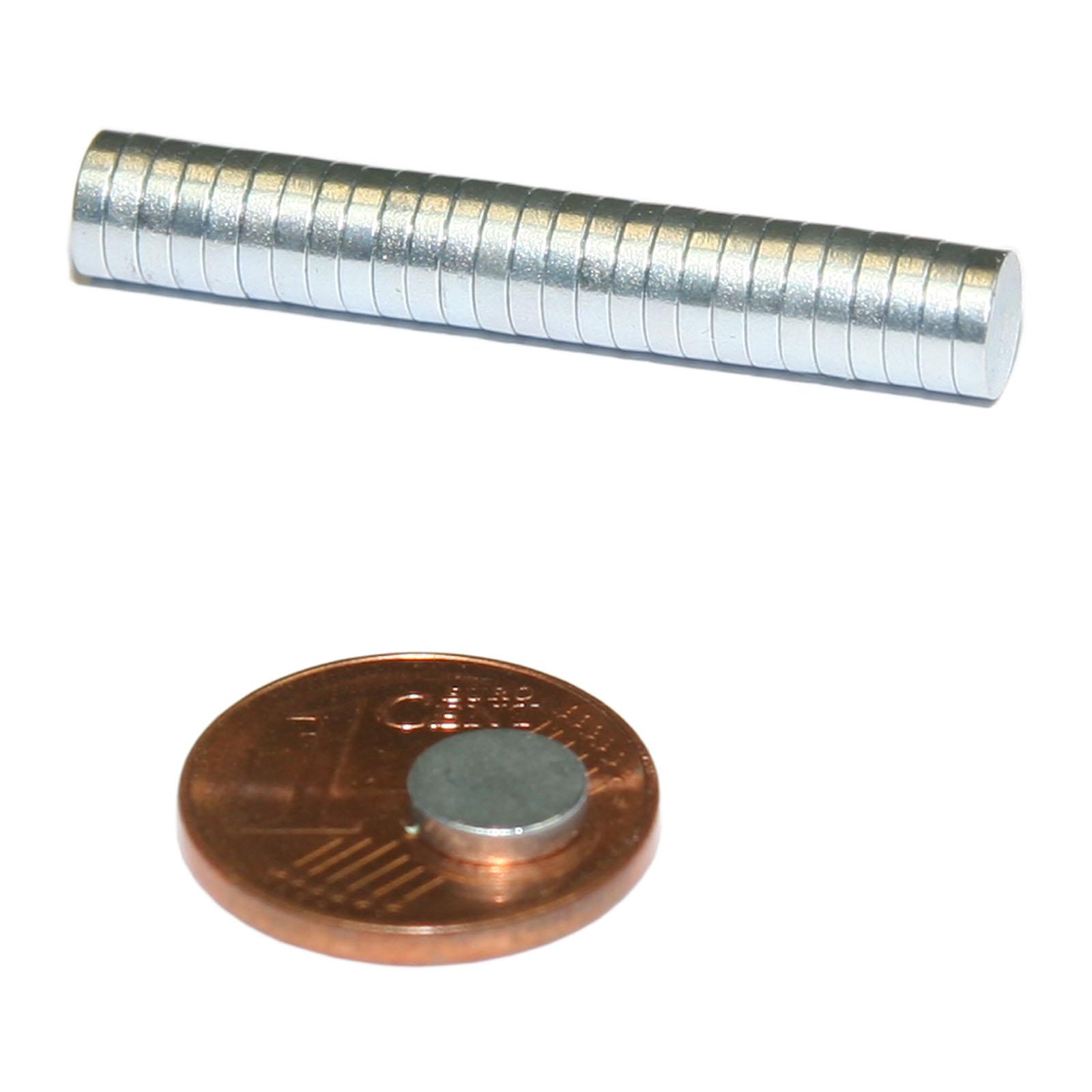 100 500 1000 st ck starke neodym magnete magnet. Black Bedroom Furniture Sets. Home Design Ideas